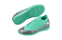 Chaussure de foot FUTURE 2.4 IT pour enfant Couleur Col Shift-Green-White-Black