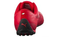 Basket Ferrari Drift Cat 5 Ultra Couleur Rosso Corsa-Puma White-Black
