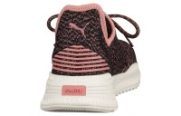 Basket AVID evoKNIT Couleur Black-Shell Pink-WhisperWht