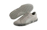 Basket Evolution Breaker Suede Concrete Couleur Elephant Skin-Elephant Skin