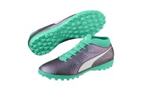 Chaussure de foot ONE 4 ILLUMINATE Synthetik TT Couleur Col Shift-Green-White-Black