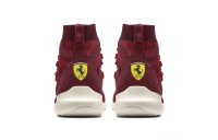 Basket Ferrari Evo Cat I FUSEFIT Couleur Pomegranate-RossoCorsa-White