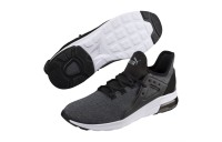 Basket Electron Street Knit Couleur Puma Black-Iron Gate