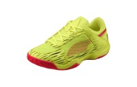 Chaussure d'entraînement evoSPEED NETFIT EURO 1 Indoor Couleur Yellow-Red-Black