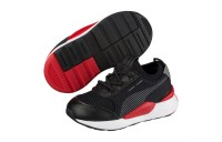 Basket RS-0 PLAY Alternate-Closure pour bébé Couleur Black-Puma Black-White