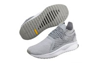Basket TSUGI NETFIT v2 evoKNIT Couleur Quarry-White-Spectra Yellow