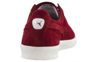 Basket Te-Ku Summer Couleur Red Dahlia-Puma White