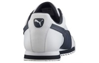 Basket Roma Basic Couleur white-new navy