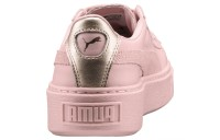 Chaussure Basket Euphoria RG Couleur Silver Pink-Rose Gold