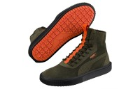 Basket montante Breaker Hi Fight or Flight Couleur ForestNight-PBlk-Firecracker