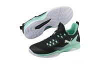 Chaussure Rise XT 3 Indoor Training Couleur Black-Green-White