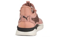 Basket TSUGI NETFIT v2 Couleur Muted Clay-Blk-Whisper White