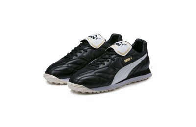 Basket King Avanti Premium Couleur Puma Black-Puma White-Whispe