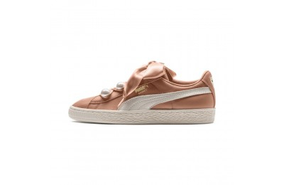 Basket Bling pour femme Couleur Dusty Coral-Metallic Gold