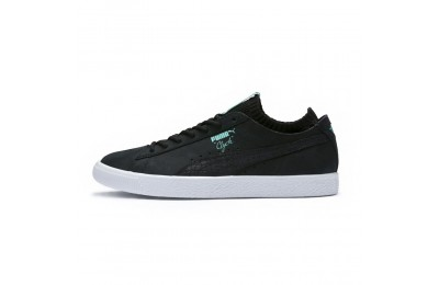 Basket PUMA x DIAMOND Clyde Sock Lo Couleur Puma Black-Puma Black