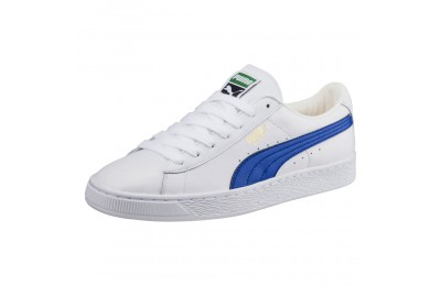 Basket Heritage Basket Classic Couleur Puma White-Turkish Sea