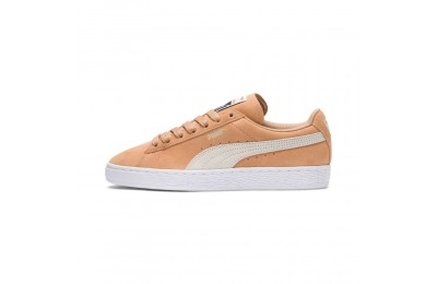 Basket Suede Classic Couleur Puma White-Whisper White