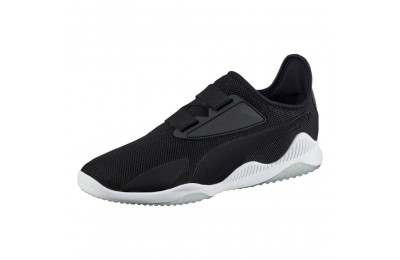 Basket en mesh Mostro Couleur Puma Black-Puma White