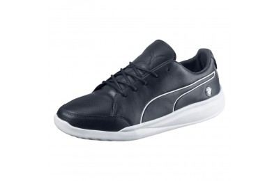 Basket BMW Motorsport Casual pour homme Couleur Team Blue-Puma White