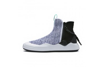 Basket PUMA x DIAMOND Abyss Knit Couleur Puma White-Puma Black