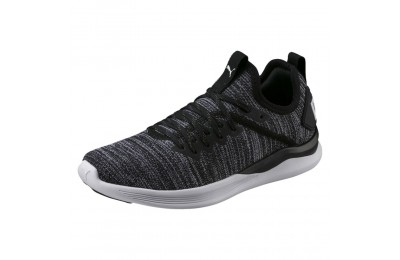 IGNITE Flash evoKNIT pour femme Couleur Puma Black-Asphalt-White