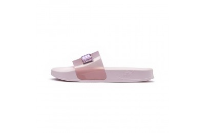 Sandale Leadcat Glitter Princess PUMA x SOPHIA WEBSTER pour femme Couleur Barely Pink-Orchid Bouquet
