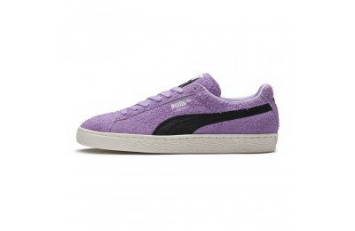 Basket Suede PUMA x DIAMOND Couleur Orchid Bloom-Puma Black