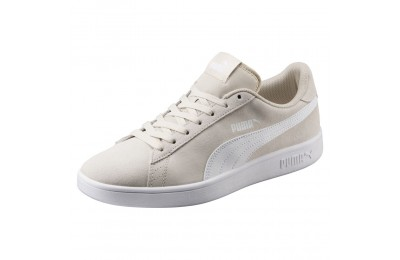 Basket Smash v2 Couleur Birch-Puma White