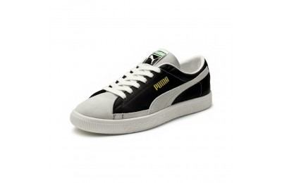 Basket 90680 Couleur Puma Black-Puma White