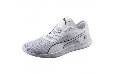 Basket BMW Motorsport Runner Couleur Puma Wht-Puma Wht-Team Blue