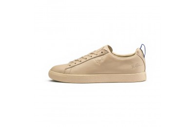 Basket PUMA x BIG SEAN Clyde Couleur Natural Vachetta