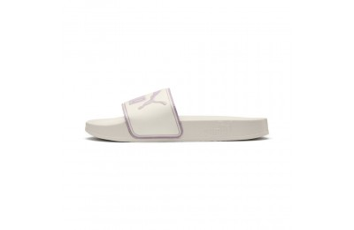 Chaussure de bain Leadcat Slide Couleur Whisper White-Winsome Orchid