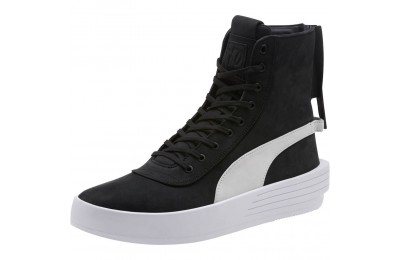 Basket PUMA x XO Parallel Couleur Puma Black-Puma White