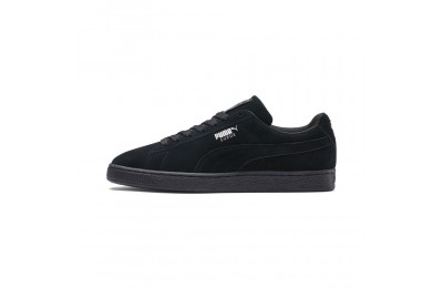 Basket Suede Classic+ Couleur black-dark shadow