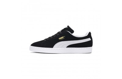 Basket Suede Classic+ Couleur black-white