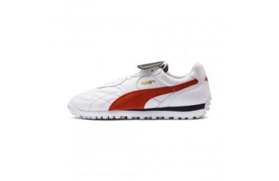 Basket King Avanti Legends Pack Couleur Puma White-Puma Red
