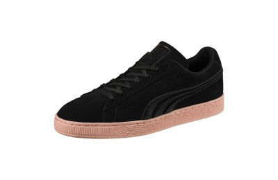 Suede Classic Badge Flip 'EM Couleur Puma Black-Muted Clay