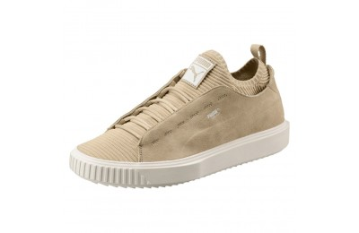 Chaussure Breaker Knit Sunfaded Couleur Pebble-Whisper White