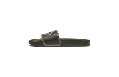 Chaussure de bain Leadcat Slide Couleur Forest Night-Elephant Skin