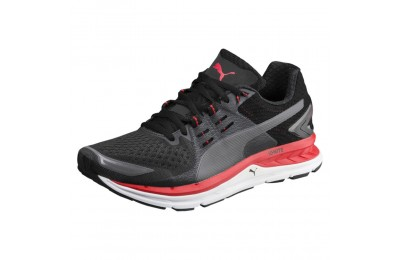 Chaussure de course Speed 1000 S IGNITE Couleur Asphalt-Black-Flame Scarlet