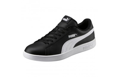 Puma Smash v2 L Couleur Puma Black-Puma White