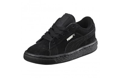 Chaussure sneaker Heritage Suede Classic Couleur black-puma silver