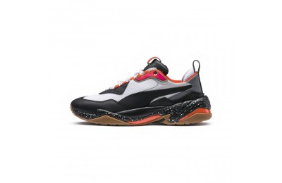 Basket Thunder Electric Couleur White-Black-Mandarine Red