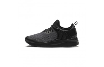 Basket Pacer Next Cage Knit pour enfant Couleur Puma Blk-Puma Blkk-Iron Gate