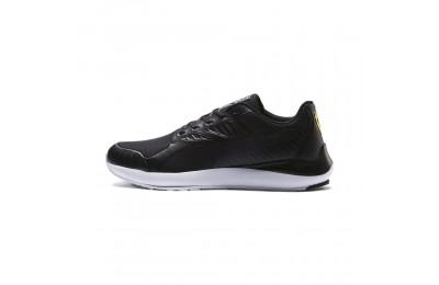 Basket Ferrari Evo Cat II Couleur Puma Black-Puma White
