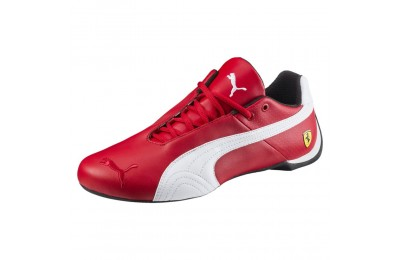 Basket Ferrari Future Cat OG Couleur Rosso Corsa-White-Black