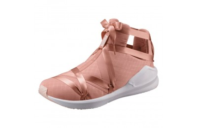 Fierce Rope Satin En Pointe pour femme Couleur Peach Beige-Puma White-Pearl