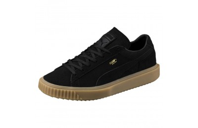 Basket Breaker Suede Gum Couleur Puma Black