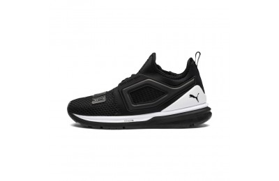 Basket IGNITE Limitless 2 pour enfant Couleur Puma Black-Puma White