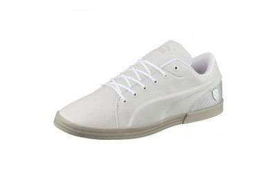 Basket Ferrari Wayfarer Couleur Puma White-Rock Ridge
